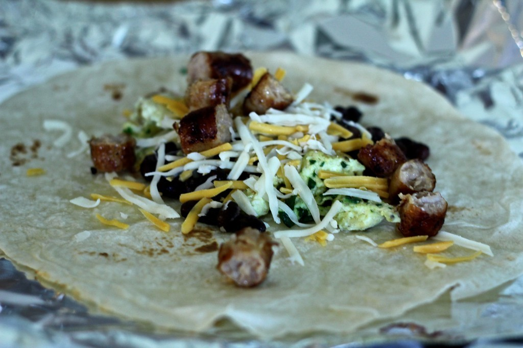 how to cook a woolworths frozen burrito in microwave